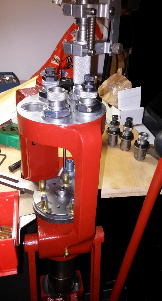 Hornady Lock'n'load Ammo Plant